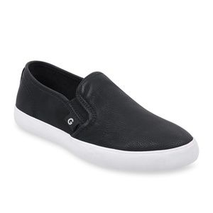 G by Guess Malden Slip On Sneaker Black Leather